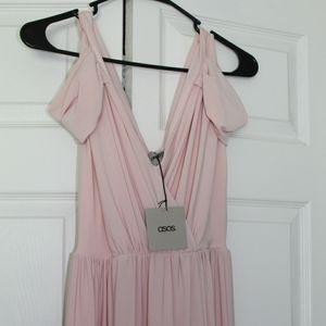 Asos OTS Dress NWT